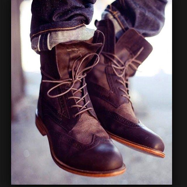 636 best Boots - Men's Fashion images on Pinterest