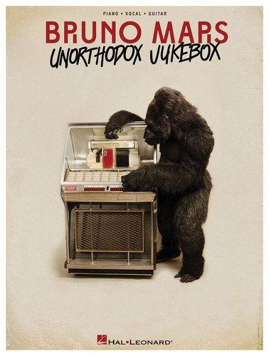 Hal Leonard - Bruno Mars: Unorthodox Jukebox Songbook - Multi