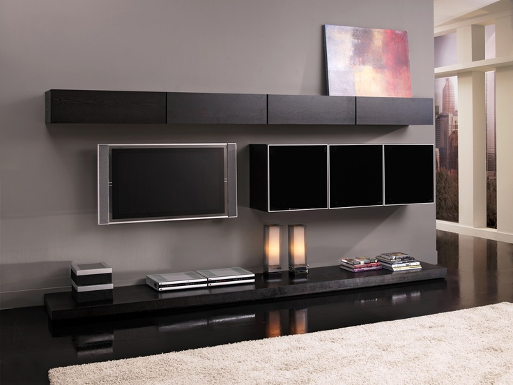 Modern Living Room Wall Units 130 best media units images on pinterest | entertainment, tv units