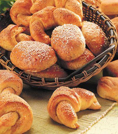 Recept på Frukostbullar med yoghurt från - Hemmets Journal