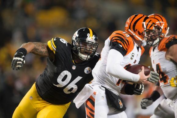 Steelers vs. Bengals - Ziggy Hood