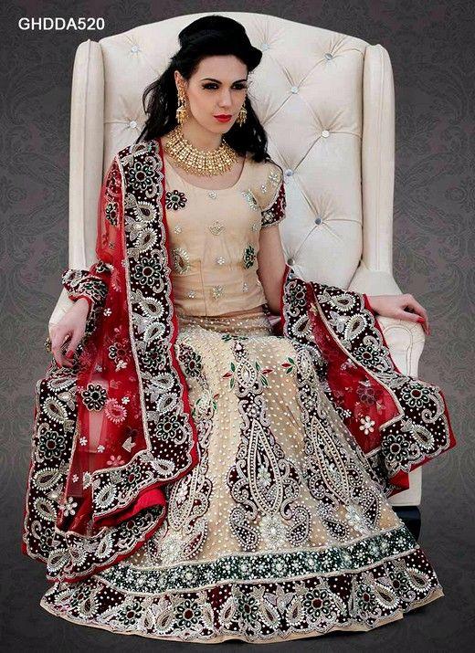 Indian Bridal Lehengas 2013-2014