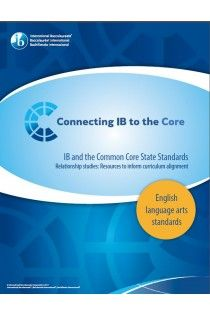 Connecting #IB and the Common Core!