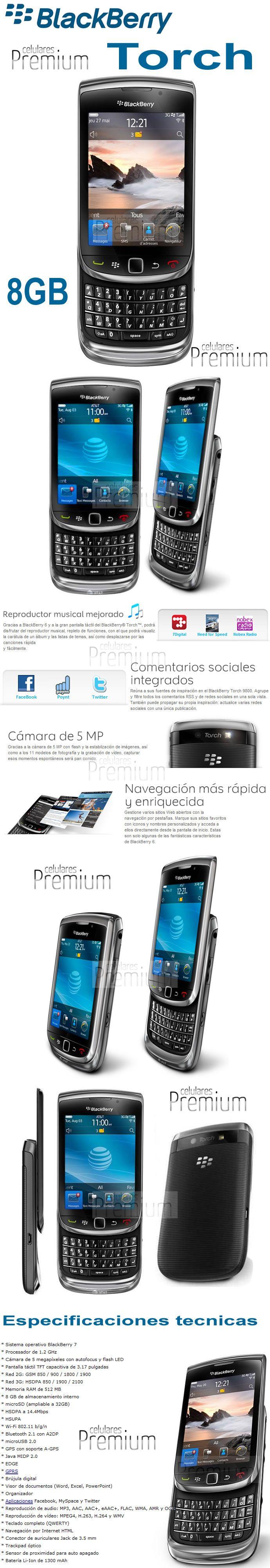 Nuevo blackberry torch 9800 comprar en argentina