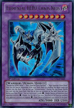 elemental hero neos | Elemental HERO Chaos Neos | Jaden
