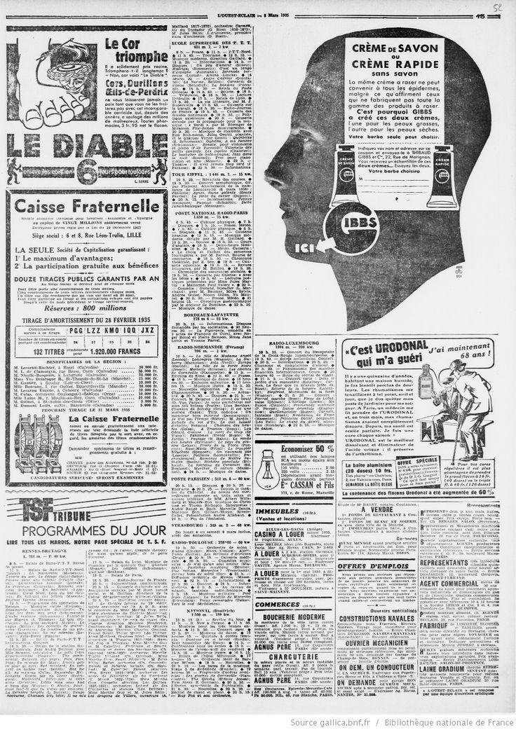 L'Ouest-Éclair | 1935-03-08 | Gallica