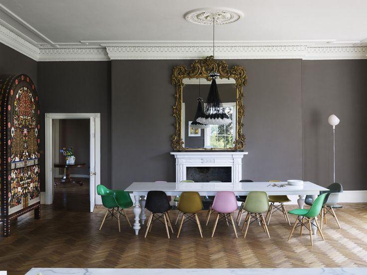 Décor renova mansão secular inglesa – Casa Vogue