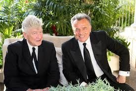 David Lynch & Ray Wise