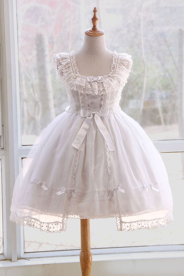 Yolanda -Crescent Moon of the Sea- Lolita Jumper Dress