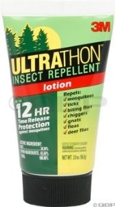 3M Ultrathon Insect Repellent Lotion, 2-Ounce       http://www.amazon.com/dp/B004LA5SUC/?tag=pin2pin-20