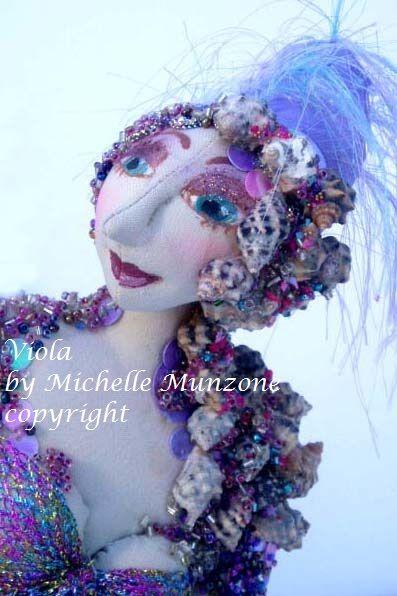Viola By Michelle Munzone http://mmunzonedesigns.wix.com/bamboledesigns