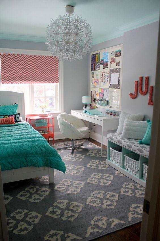 30 quartos de menina que fogem do rosa – reDecora