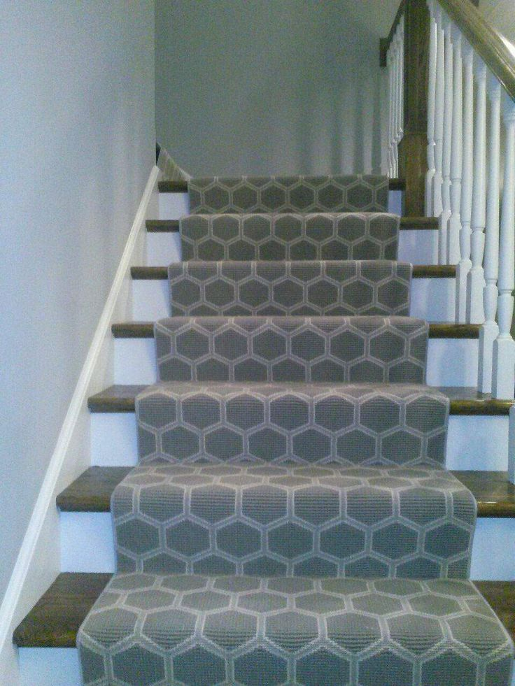 27 best stair runners images on Pinterest | Staircase ...