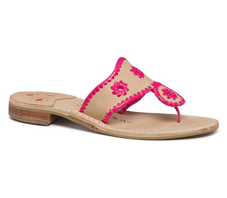 Vachetta Neon Navajo - Sandals - Shoes - Jack Rogers USA size 10