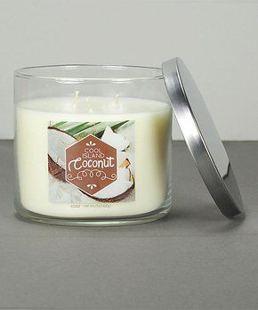 Cool Island Coconut Candle