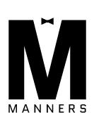 Manners - Nederlandse Blog