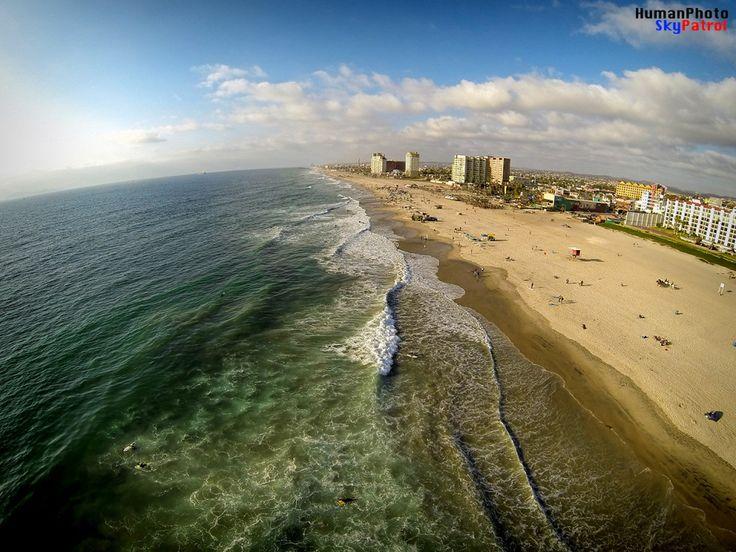 Rosarito Beach | Rosarito Beach Baja | Dronestagram
