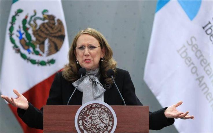 Rebeca Grynspan irá a congreso de empresarios colombianos