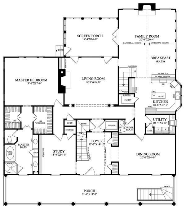 1000 ideas about plantation floor plans on pinterest for Historic southern house plans
