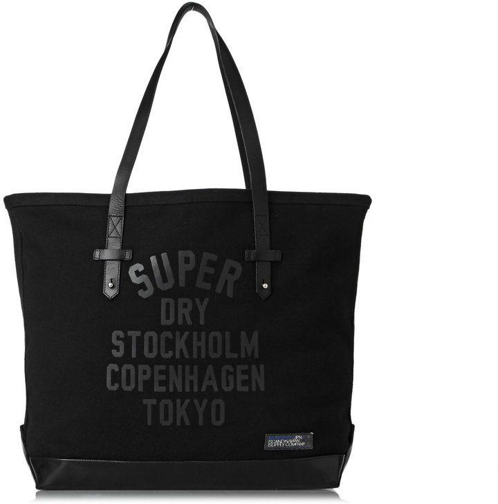 Superdry The Nikoli Tote Bag