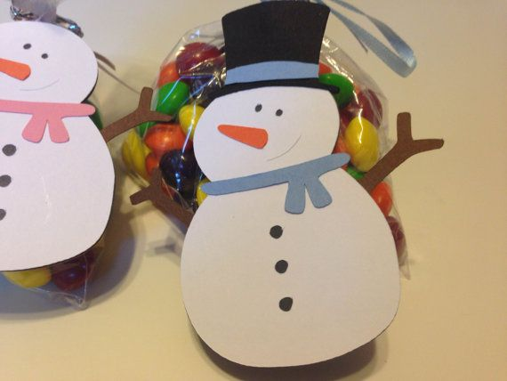 Snowman Wonderland Birthday Party Favor Tag ~ Winter ONEderland Party ~ Winter First Birthday, Winter Baby Shower, Cute Snowman Winter Party