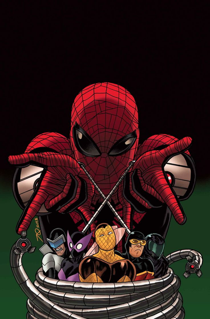 126 best images about Spider-Foes: Sinister Six/Superior ...