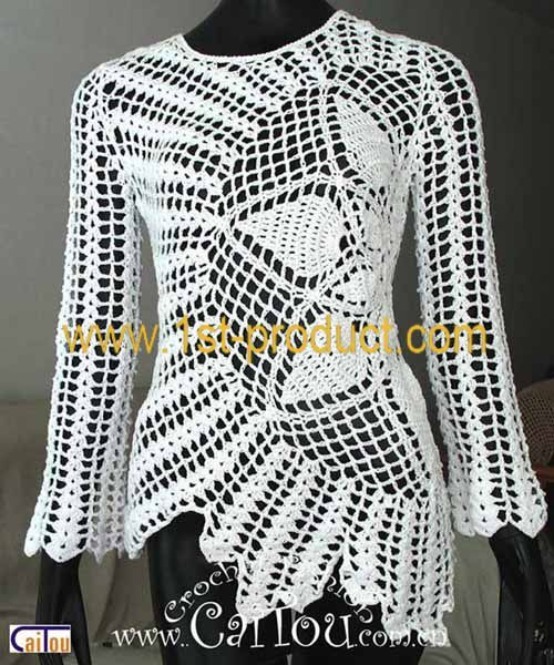 Crochet clothes - Shantou City Jinxihe Weaving Co., Ltd.