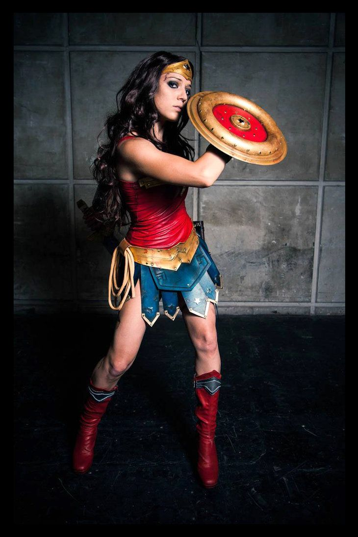 57 Best Wonder Woman Costume Ideas Images On Pinterest  Costume Ideas -4567