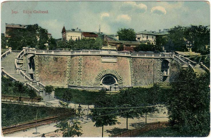 Rapa Galbena, 1911, Iasi, Romania