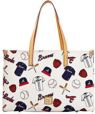 Dooney & Bourke Dooney & Bourke MLB Braves Shopper
