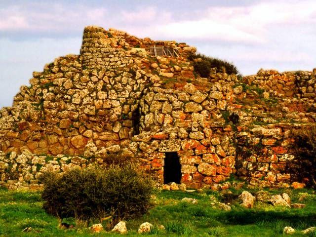 #Orroli Fotografia #Nuraghe Arrubiu #Sardegna #Italy