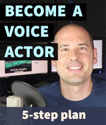 How to Get into Voice Acting in 5 Simple Steps. Jason McCoy shows you how to become a voice actor and succeed doing voice overs from home.