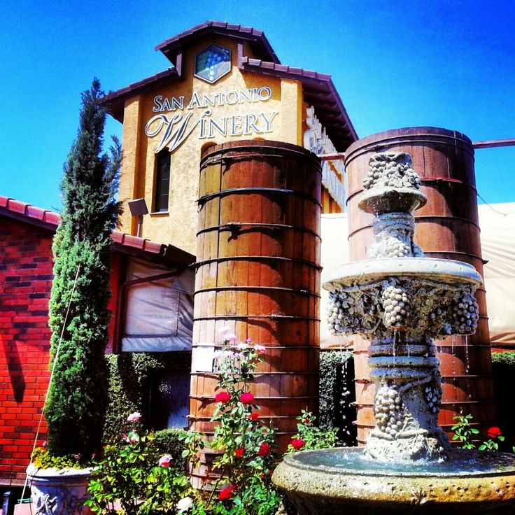 Join our VIP mailing list! Be the first to get the scoop on the latest news, deals, and events at San Antonio Winery!
