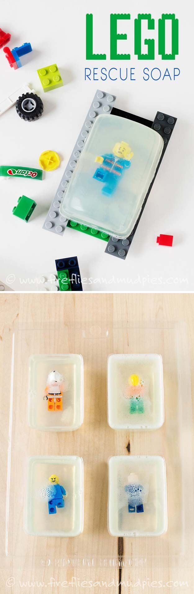 Cool DIY Lego Project Inspiration | Cute And Creative Crafts by DIY Ready at diyready.com/...