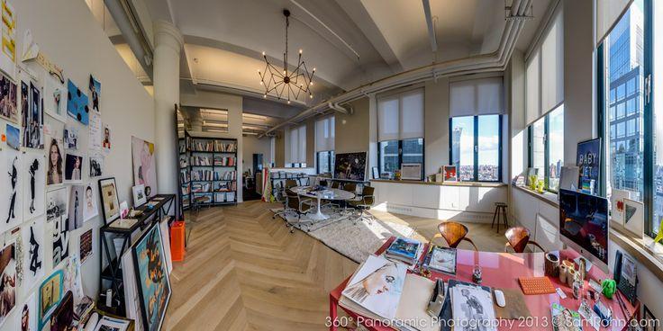 Jenna Lyons' Office – J Crew 360° Tour :: 360° Panoramic Photography