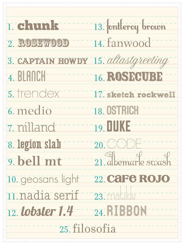 fonts, fonts, fonts: Fonts Free, Fonts Fonts, Fonts Snob, Pretty Fonts, Handmade Home, Cool Fonts, Free Fonts, 25 Free, Fun Fonts