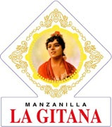 """La Gitana Manzanilla-  straight from Sanlucar de Barrameda, Spain is dry sherry. Definitely an acquired taste, but I LOVE it.  Try it with some Spanish """"jamon iberico"""" or salted """"langostinos""""   Mmmmm!"""