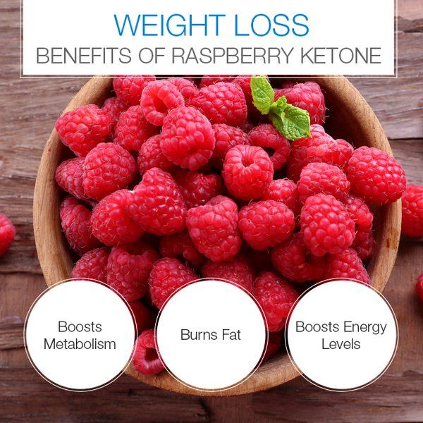 Raspberries for #weightloss - Raspberry ketone is a chemical from red raspberries (Rubus idaeus). It is most commonly used for weight loss and obesity. It is also used to increase lean body mass. Some people apply raspberry ketone to the scalp to improve hair growth.