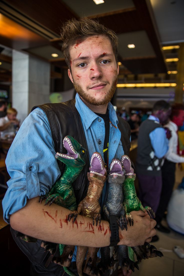 By Monday morning of Dragon Con, most people were packing up to leave Atlanta…