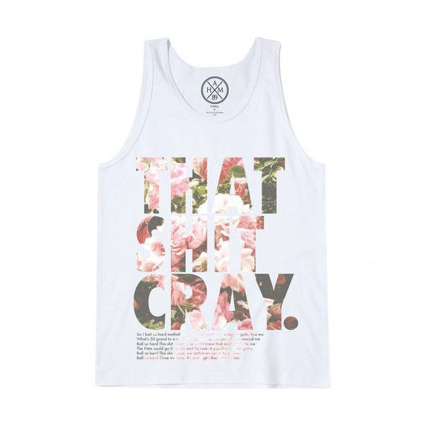 That Shit Cray ROSEN HIPSTER BLOGGER VIO SWAG CRO T SHIRT TANK TOP... ❤ liked on Polyvore featuring tops, shirts, tank tops, tanks, hipster tank tops, hipster tops and hipster shirts