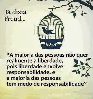 Freud... isso é uma verdade                                                                                                                                                     Mais