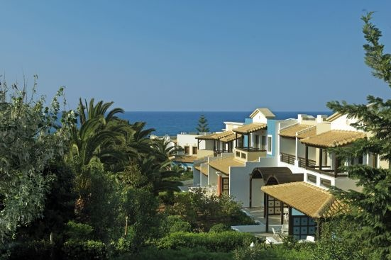 Family friendly Knossos Royal, minoan-style architecture, stylish and comfortable