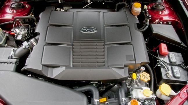 2018 Subaru legacy motor Performance