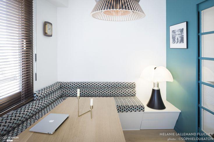 R am nagement complet d 39 un appartement de 78 m2 paris for Combien coute un architecte d interieur