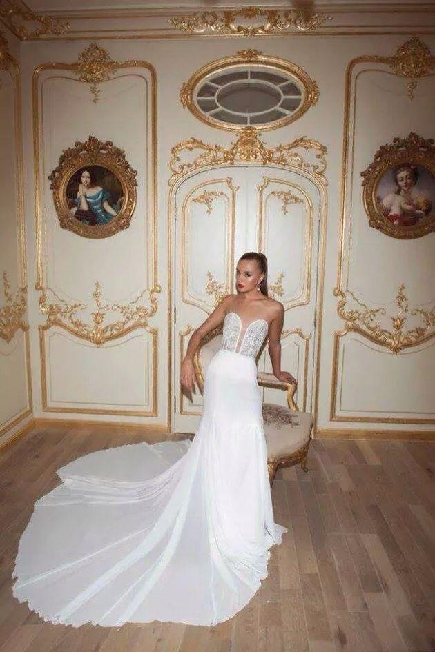 Sexy bridal