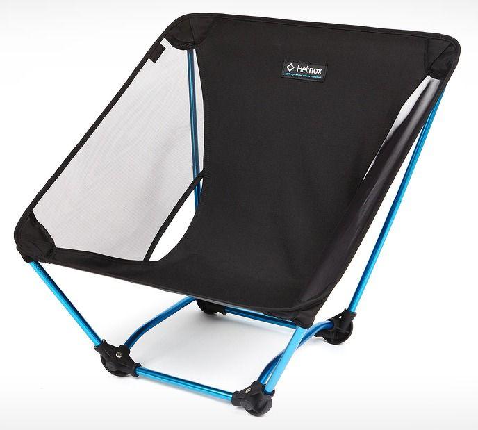 Стул Ground Chair | Кемпинговая (походная) мебель | Туристическое снаряжение | АЛЬПИНДУСТРИЯ