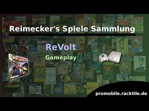 Reimecker's Spiele Sammlung : Re-Volt