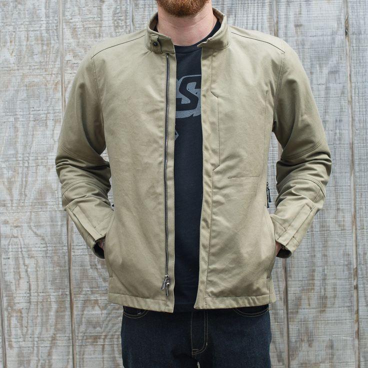 Aether Loop Moto Jacket