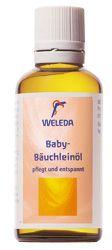 Weleda - Λάδι μασάζ με αμύγδαλο για την κοιλίτσα του μωρού BABY BAUCHLEIN OEL