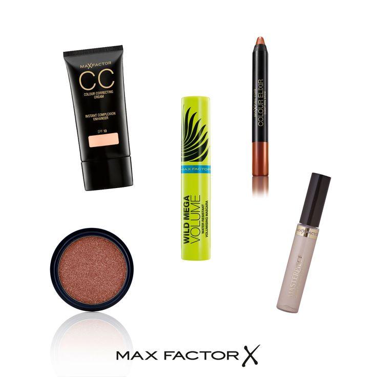 Metallic Beauty by Max Factor #veromoda #maxfactor @Verónica Sartori MODA